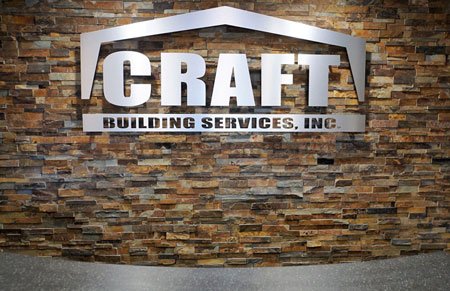 Craft Building Services Reception Image